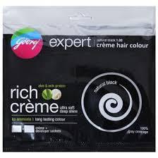 rej expert rich creme hair colour