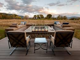 5 fire pit ideas to steal for cozy fall
