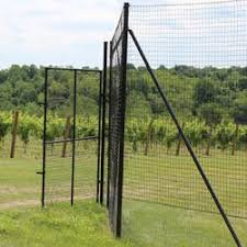 7 5 Chicken Fence Heavy End 2 Pack Easypetfence