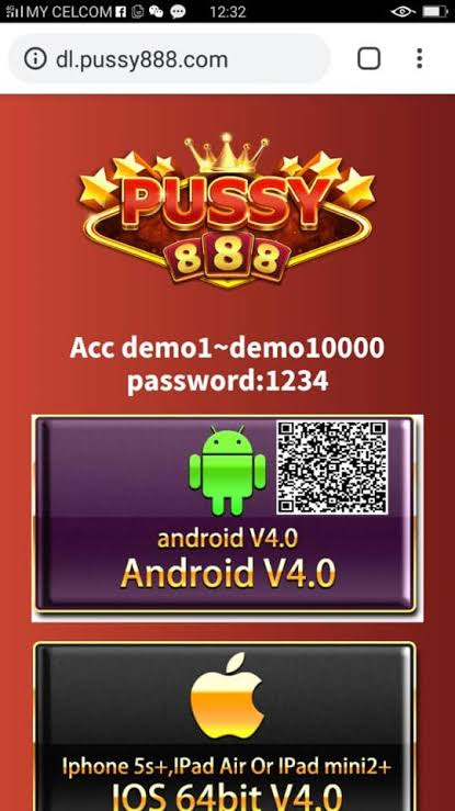 Puss888 APK Download 2020 Online Casino Games for Android 2