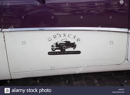 Old American Buick Car Used As A Taxi Havana Cuba Stock Photo Alamy