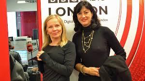 BBC Radio London - Jo Good, With Polly Samson and The Barking Hour