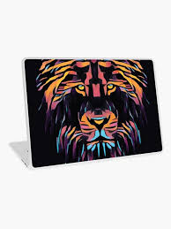 Leo The Lion Laptop Skin By Fimbisdesigns Redbubble
