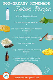 44 of the best natural lotion recipes