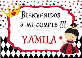 Kit Cumpleanos Candybar Reina De Corazones 1 399 00 En Mercado