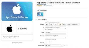 get 15 off a 100 itunes gift card