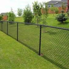 Residential Chain Link Fence Posts Avo Fence Supply