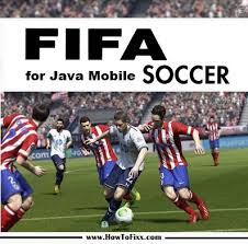 fifa football game for java