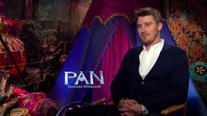Garrett Hedlund - Pan Interview HD ...