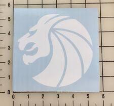 Seven Lions Logo White Vinyl Decal Sticker Edm Dance Car Laptop Dj Dubstep Logo For Sale Online