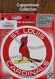 St Louis Cardinals Baseball Team Logo Mlb Sticker Decal Vinyl Saint Stlcards 4 49 Picclick
