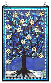 tree of life window panel 20x32