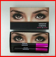 hot eye makeup mascara black eye liquid