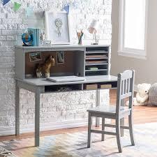 Guidecraft Children S Media Desk And Chair Set Gray Student S Study C Sugar Plum Avenue Llc