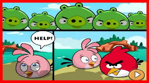 Angry Birds Heroic Rescue - Walkthrough All Levels 1-24 - Angry Birds Game  | Angry birds, Heroic, Angry birds pigs