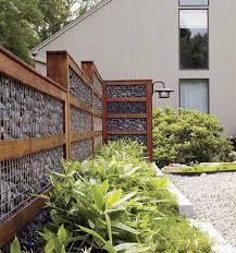 Build Rock Walls With No Concrete Diy Alternative Energy Fence Design Backyard Retaining Wall Fence