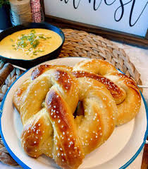 easy homemade soft pretzels recipe