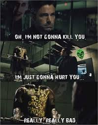 this is what happens when you combine the suicide squad and batman