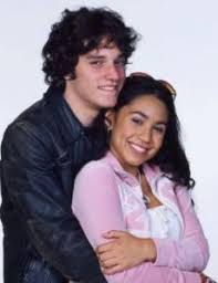 Cassie Steele and Jake Epstein - FamousFix.com