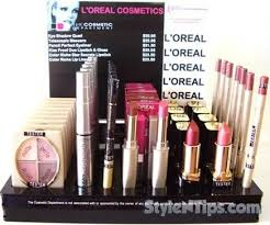 loreal makeup s style n tips