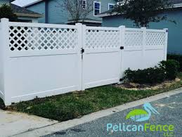 Fence Contractor Clermont Fl Pelican Fence Llc