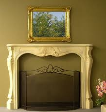 wood mantels fireplaces plus san