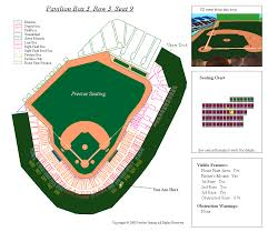 fenway park seating chart precise