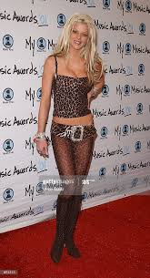 """Playboy Playmate Priscilla Taylor attends the """"My VH1 Music Awards""""... News  Photo - Getty Images"""