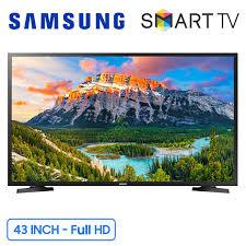 Smart Tivi Samsung Full HD 43 inch UA43T6000A Chính Hãng, Giá Rẻ Nhất