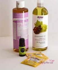 homemade natural cleanser more