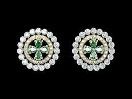 indian jewellery design 3d model 3d