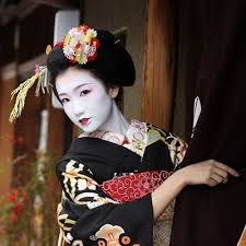 how to do a geisha makeup