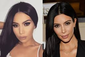 kim kardashian lookalike makeup