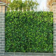 China Garden Fence Cheap Outdoor Hedges Boxwood Artificial Hedge China Plastic Artificial Fence And Artificial Plant Price