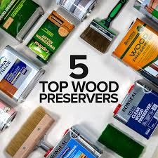 5 Top Wood Preservers To Protect Preserve Wood Finishes Direct