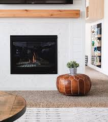 diy fireplace mantel modern farmhouse