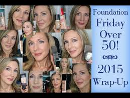 foundation friday for over 50 2016