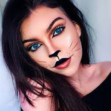 cute cat makeup simple saubhaya makeup