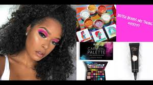 british makeup brands edition
