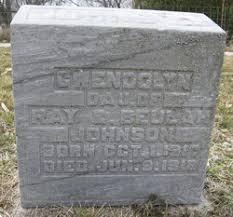 Gwendolyn Johnson (1917-1922) - Find A Grave Memorial