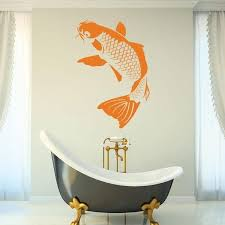 Shop Koi Fish Wall Decal Overstock 18658497
