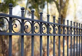 Should You Paint Or Powder Coat Your Metal Fence Gateway Powder Coating O Fallon Nearsay