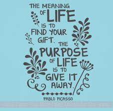 Meaning Of Life Motivational Vinyl Sticker Quotes Inspire Wall Art Decals