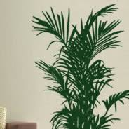 Green Plant Wall Decals Dezign With A Z
