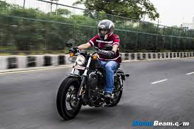 harley davidson forty eight test ride