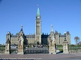 temporary house of commons and senate