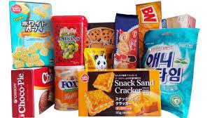 Mua bánh kẹo nhập khẩu Hàn Quốc, Thái Lan, Nhật ở đâu tại TPHCM?