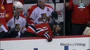 Dmitri Kulikov hits Stephen Gionta INTO THE BENCH (HD) MUST SEE ...