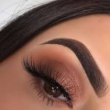 simple makeup eyeshadow and beauty