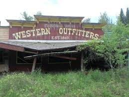 abandoned frontier town schroon lake